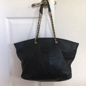 Black Tory Burch Shoulder Bag
